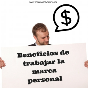 beneficios de la marca personal.